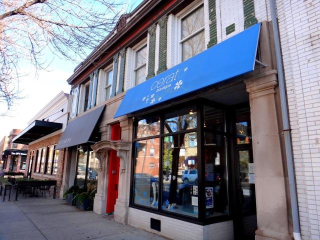 Cerato Boutique, Crosby\'s Kitchen