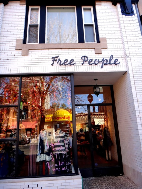 Free People Southport