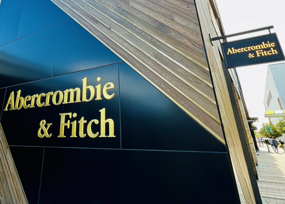 Are You Ready For the Return of Abercrombie &Fitch?