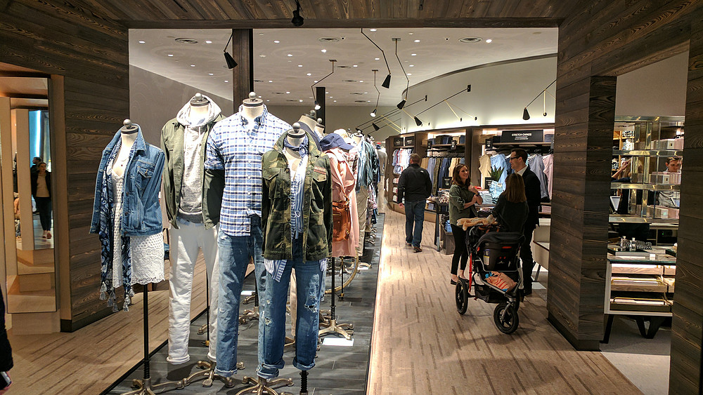 Abercrombie & Fitch: The New Experience?